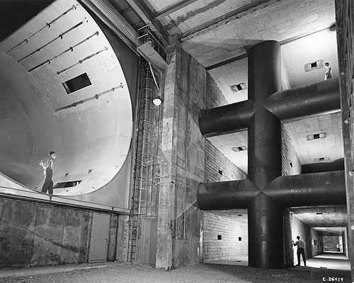Construction of Acoustical Housing Addition to 8x6 Foot Supersonic Wind Tunnel,